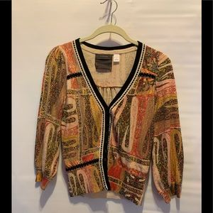 Anthropology Guinevere Ladies Sweater